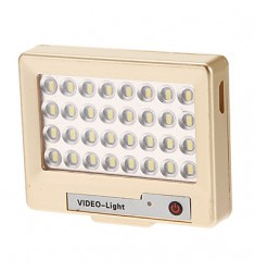 S60 LED Video Light for Cellphone/Digital Camera